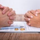 家族法:財産分割における、別居後に得た遺産の扱いについて